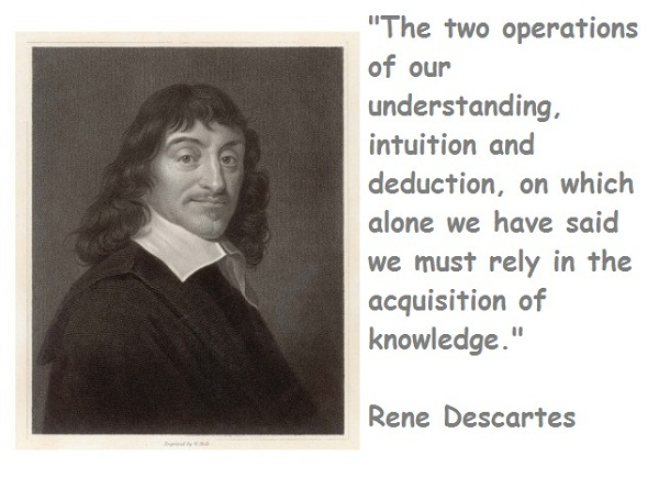 an analysis of the beliefs of rene descartes Many arguments fall under the category of the ontological, and they an analysis of rene descartes existence of god 19-4-2018 rené descartes rené descartes:.