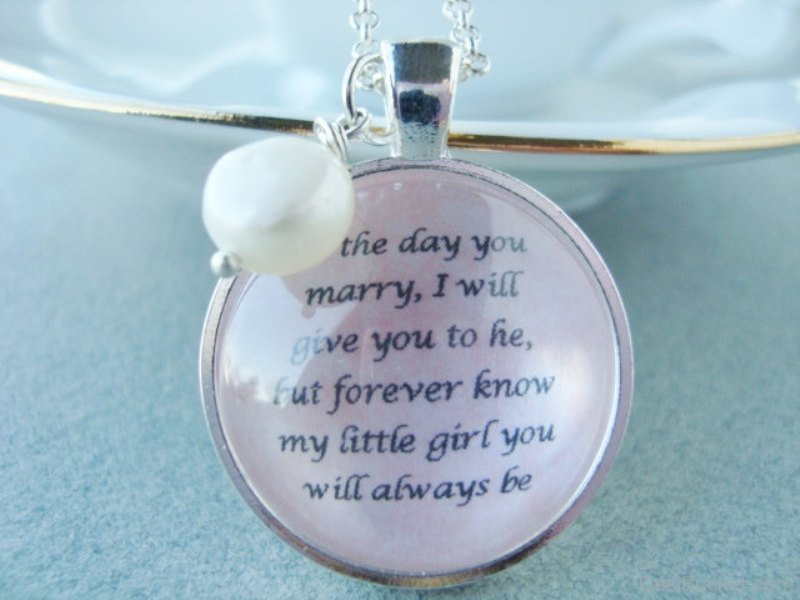 Mother Daughter Wedding Quotes 76352 | LOADTVE