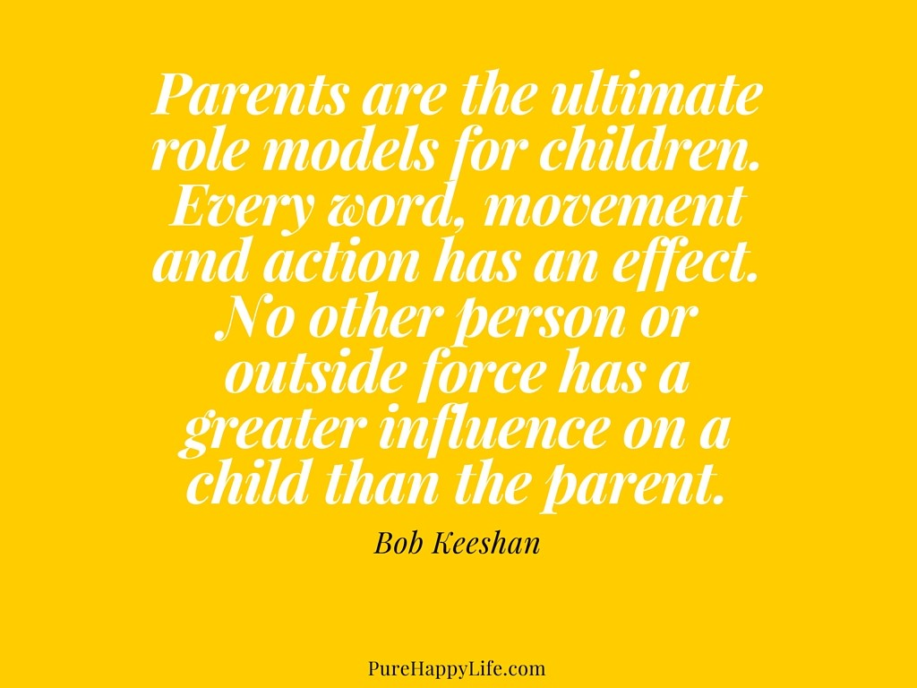The Influences That Parents Have On Their Children essays