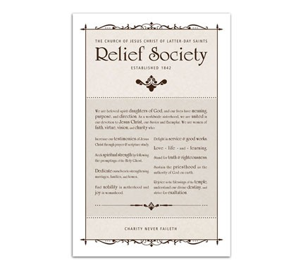 photograph relating to Relief Society Declaration Printable titled Estimates around Reduction culture (23 quotations)