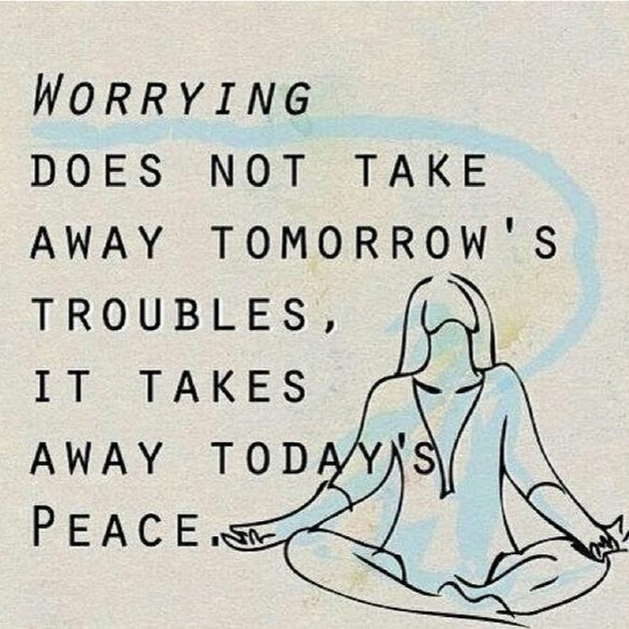 Quotes about Stress And Worry (43 quotes)