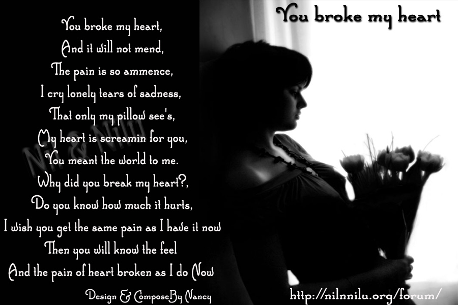 Quotes about Heart Broke (75 quotes)