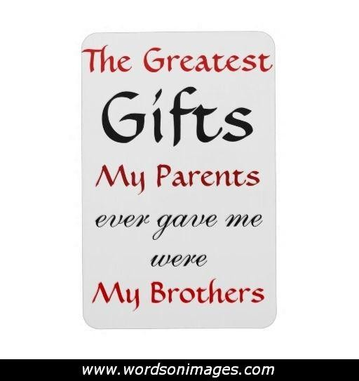 Quotes About Brothers And Sisters 206 Quotes