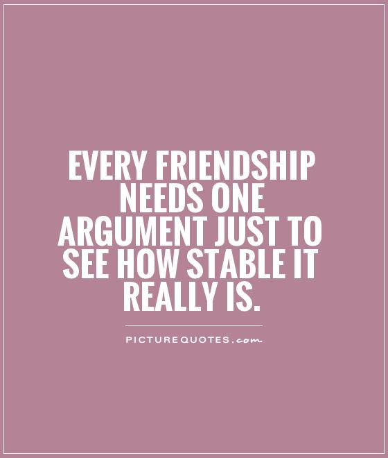 Argument Just To See How Le It Really Is Picture Quotes