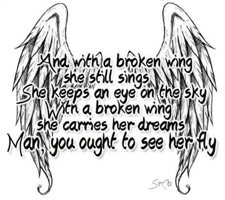 fallen angels perry quotes