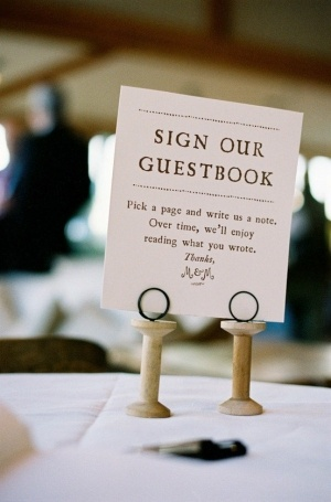Awesome Wedding Guest Book Quotes Pictures - Styles & Ideas 2018 ...