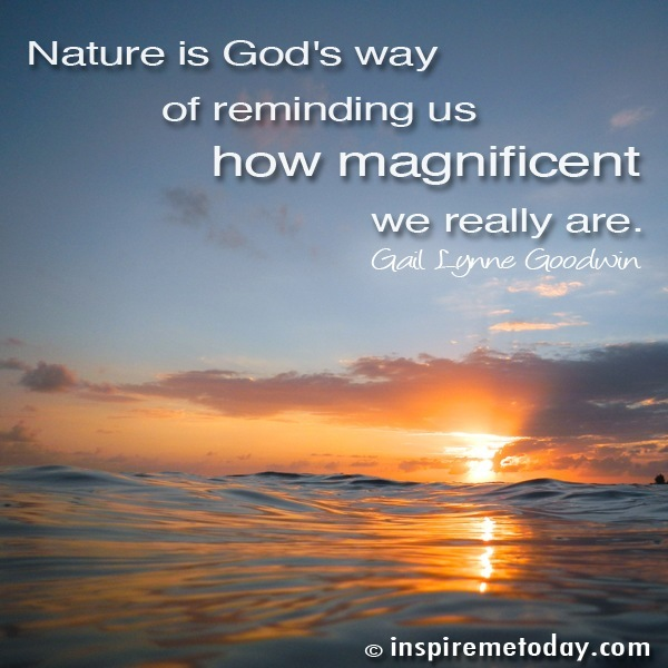 quotes about divine nature quotes
