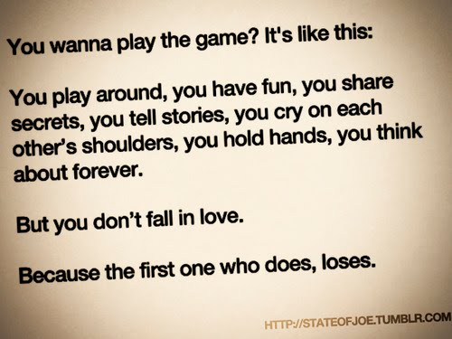 The Love Game The Game 1 By Emma Hart