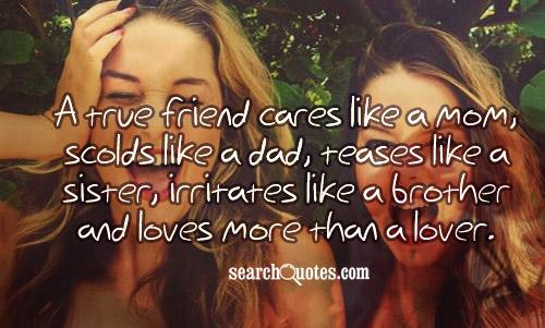 Quotes About Like A Sister 90 Quotes