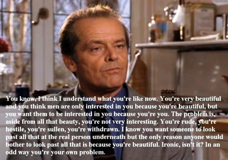 Quotes About Jack Nicholson 71 Quotes