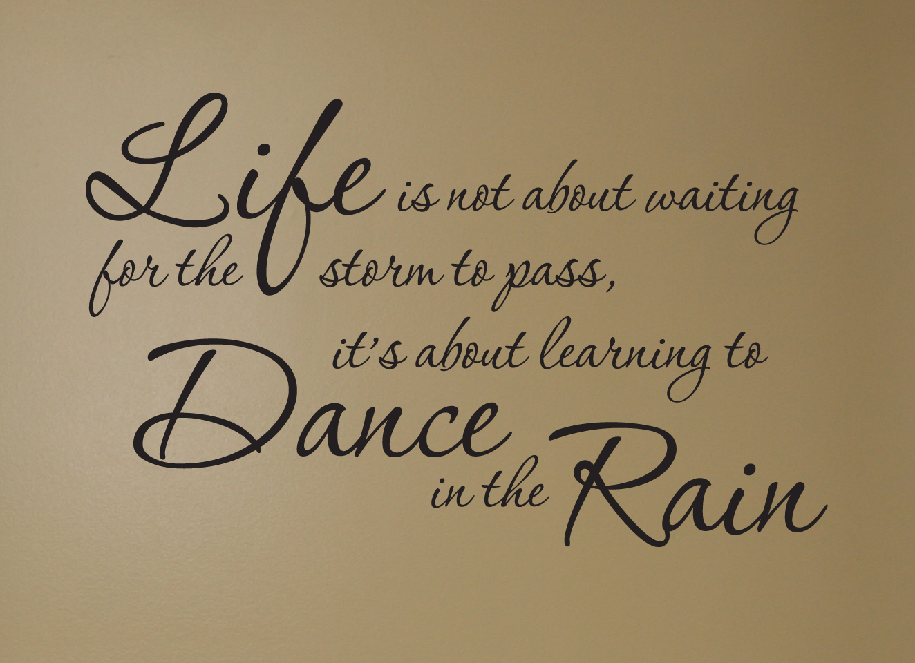 Quotes About Dance Life