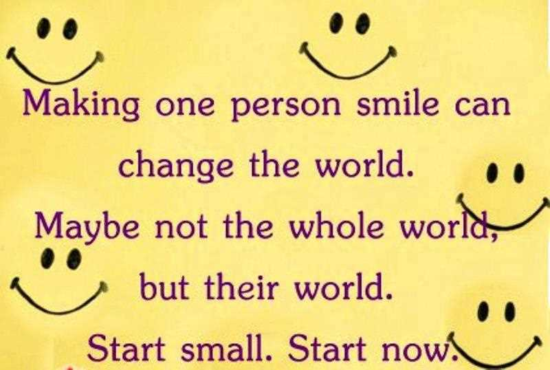 quotes about smiling quotes