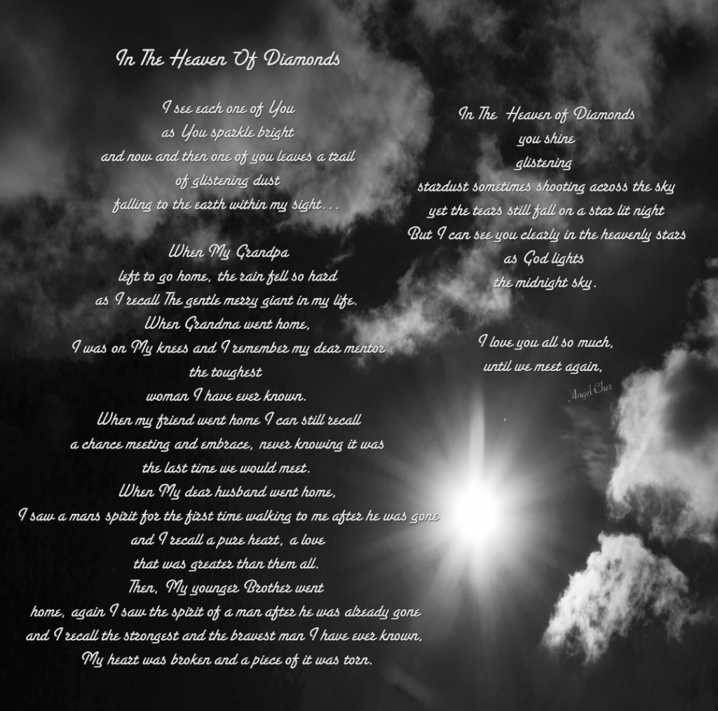 Quotes about Another angel in heaven (3 quotes)