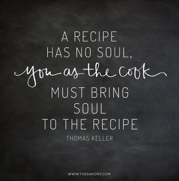 Quotes about Food recipes (49 quotes)