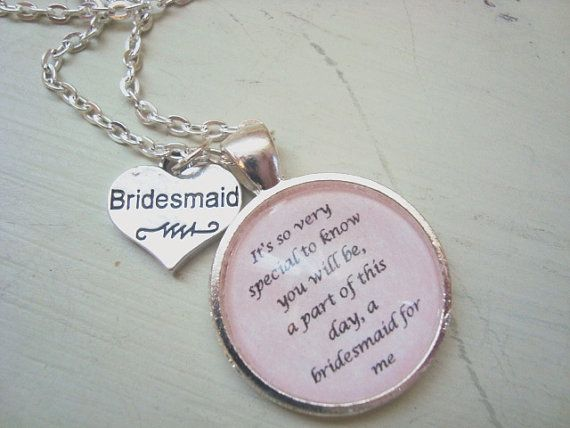 Bridesmaid To Bride Quotes | Wedding Ideas