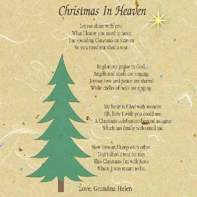 quotes about christmas in heaven 47 quotes