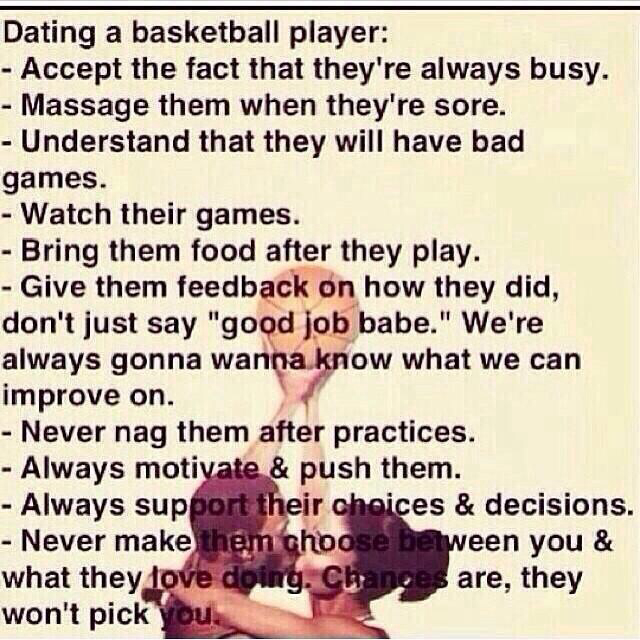 Dating players quotes