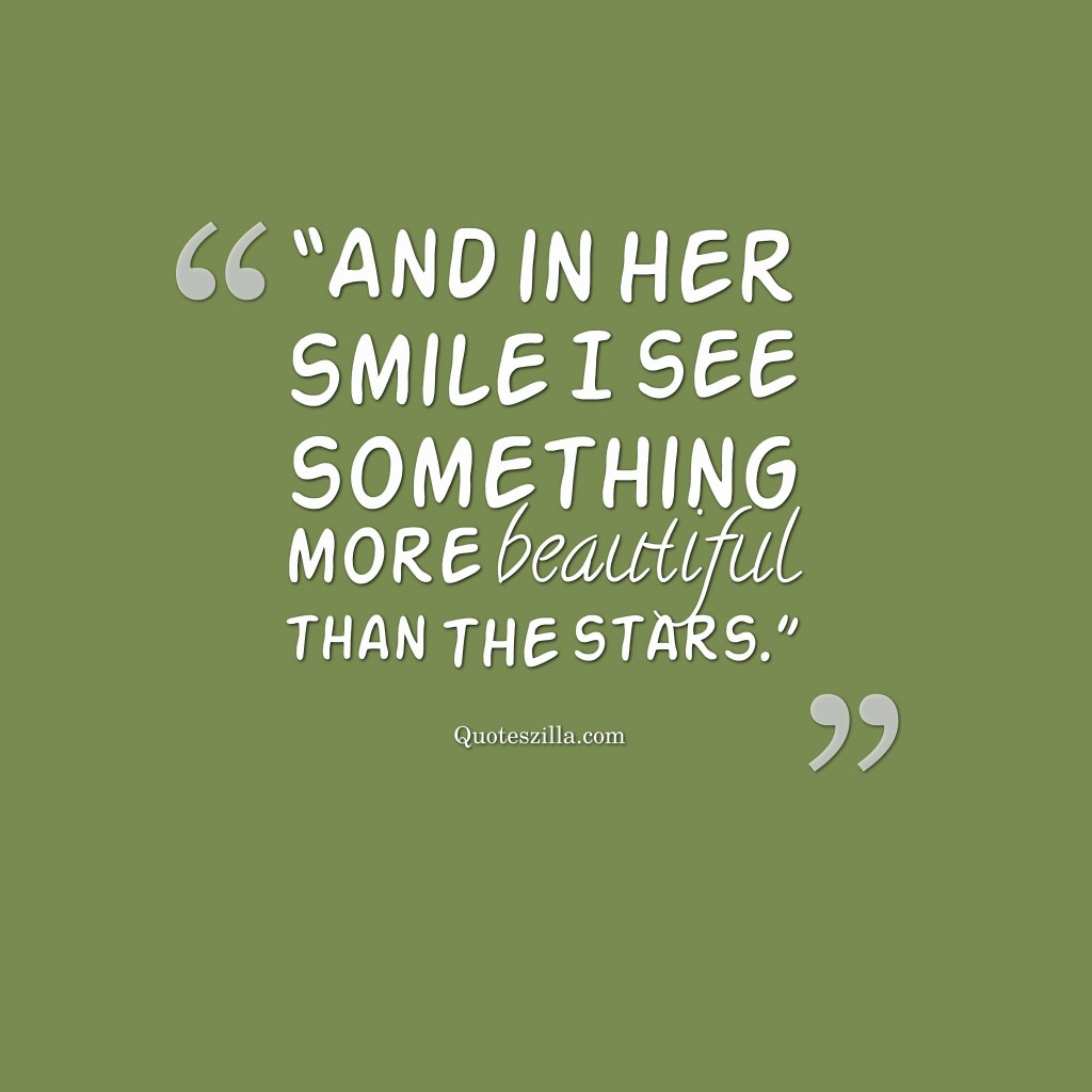 quotes about cute smile quotes