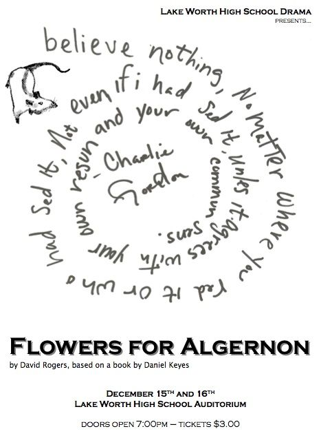 an analysis of the book flowers for algernon by dave keyes
