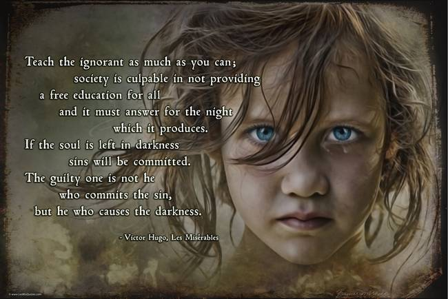 Quotes About Les Miserables 55 Quotes