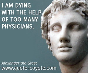 Quotes About Alexander 275 Quotes