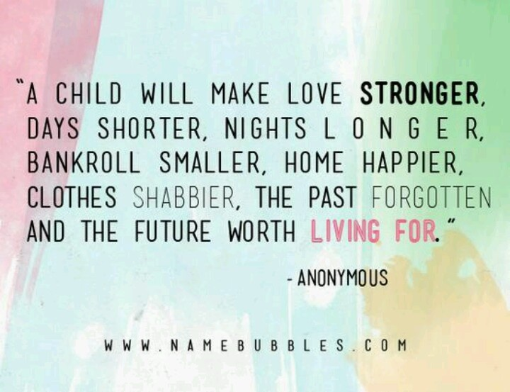 Love Quotes For Children Delectable Love For A Child Quote  The Best Love Quotes