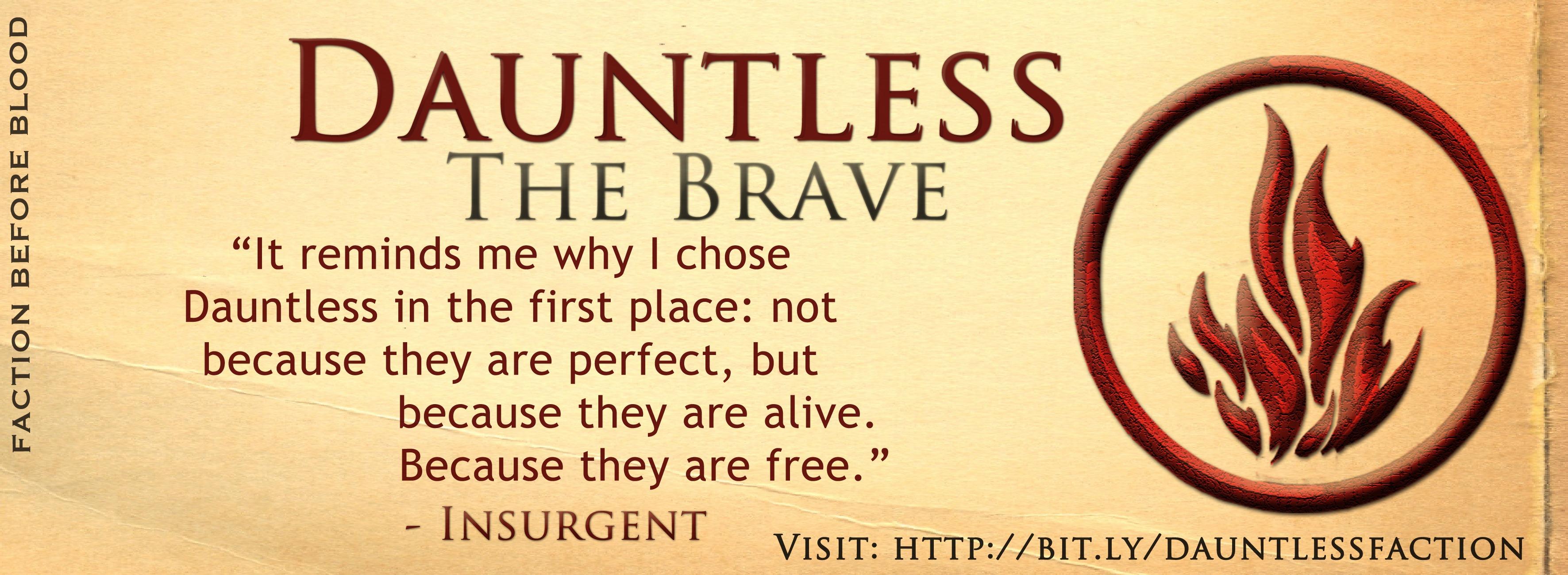 divergent quotes dauntless - photo #21