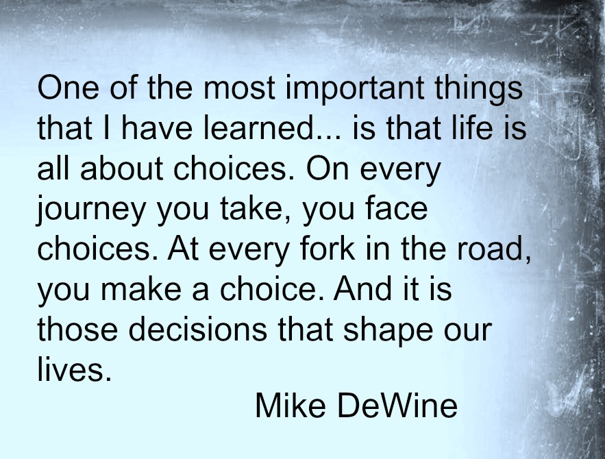 Quotes About Choices And Consequences 68 Quotes