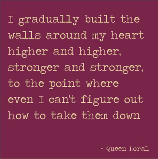 Quotes About Taking Down Walls 18 Quotes