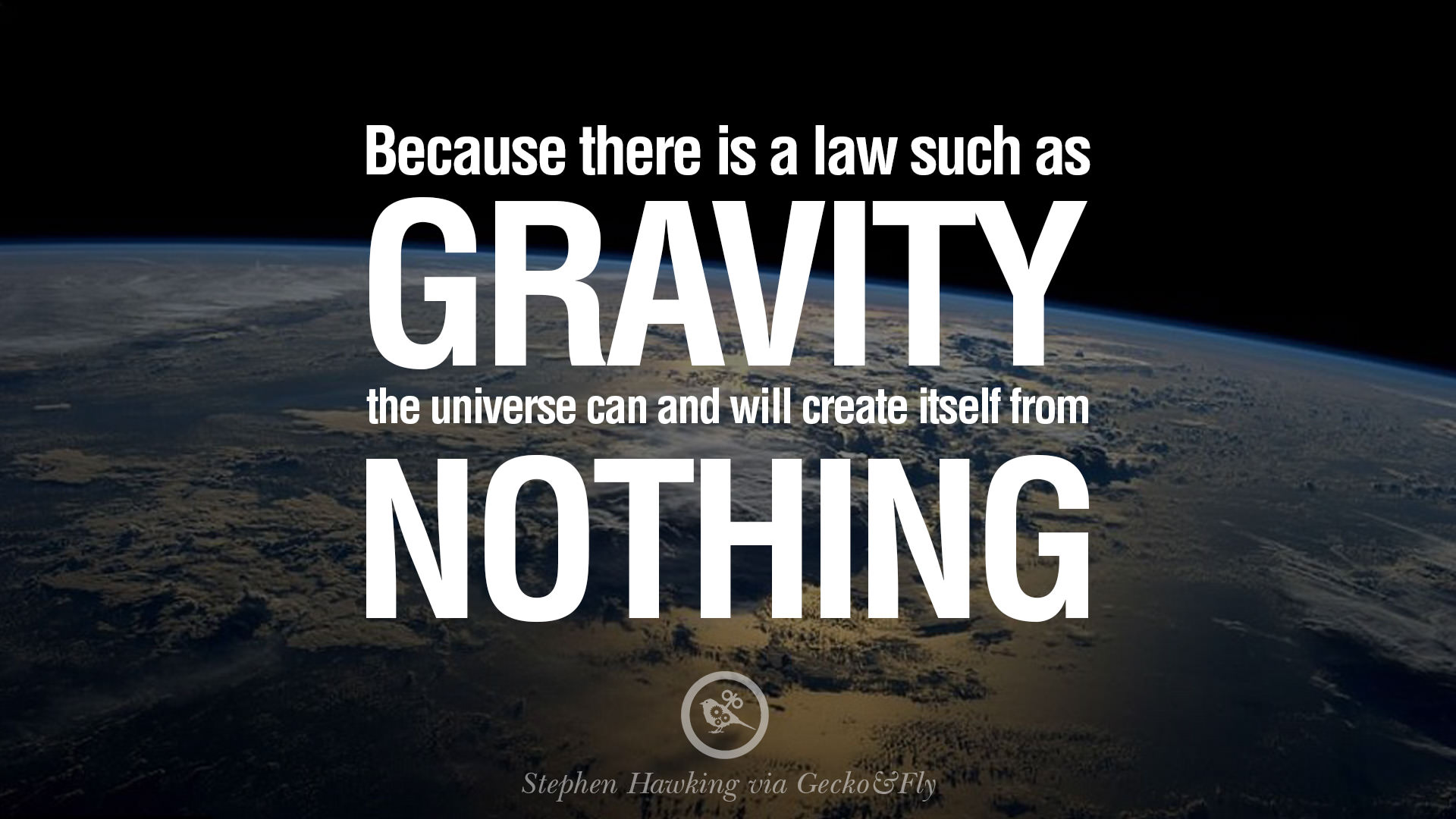 quotes about law of gravity (56 quotes)