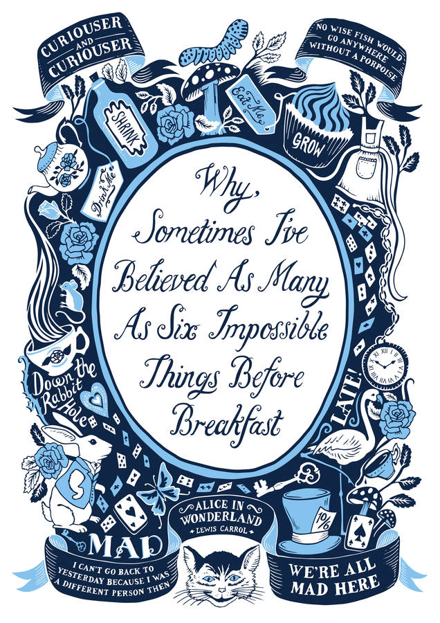 Quotes About Alice In Wonderland 60 Quotes Amazing Quotes From Alice In Wonderland