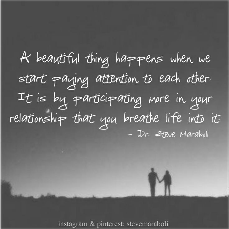 Quotes about Attention in a relationship (43 quotes)