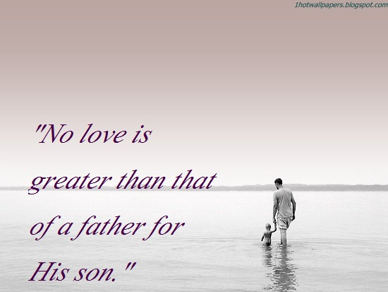 Quotes About Father Son Relation 19 Quotes