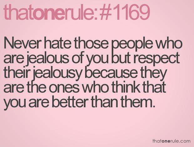 友人と嫉妬の言葉