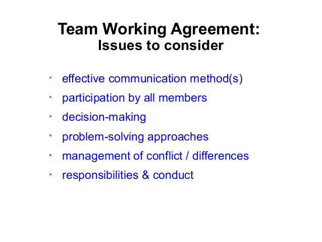 team decision making and problem solving
