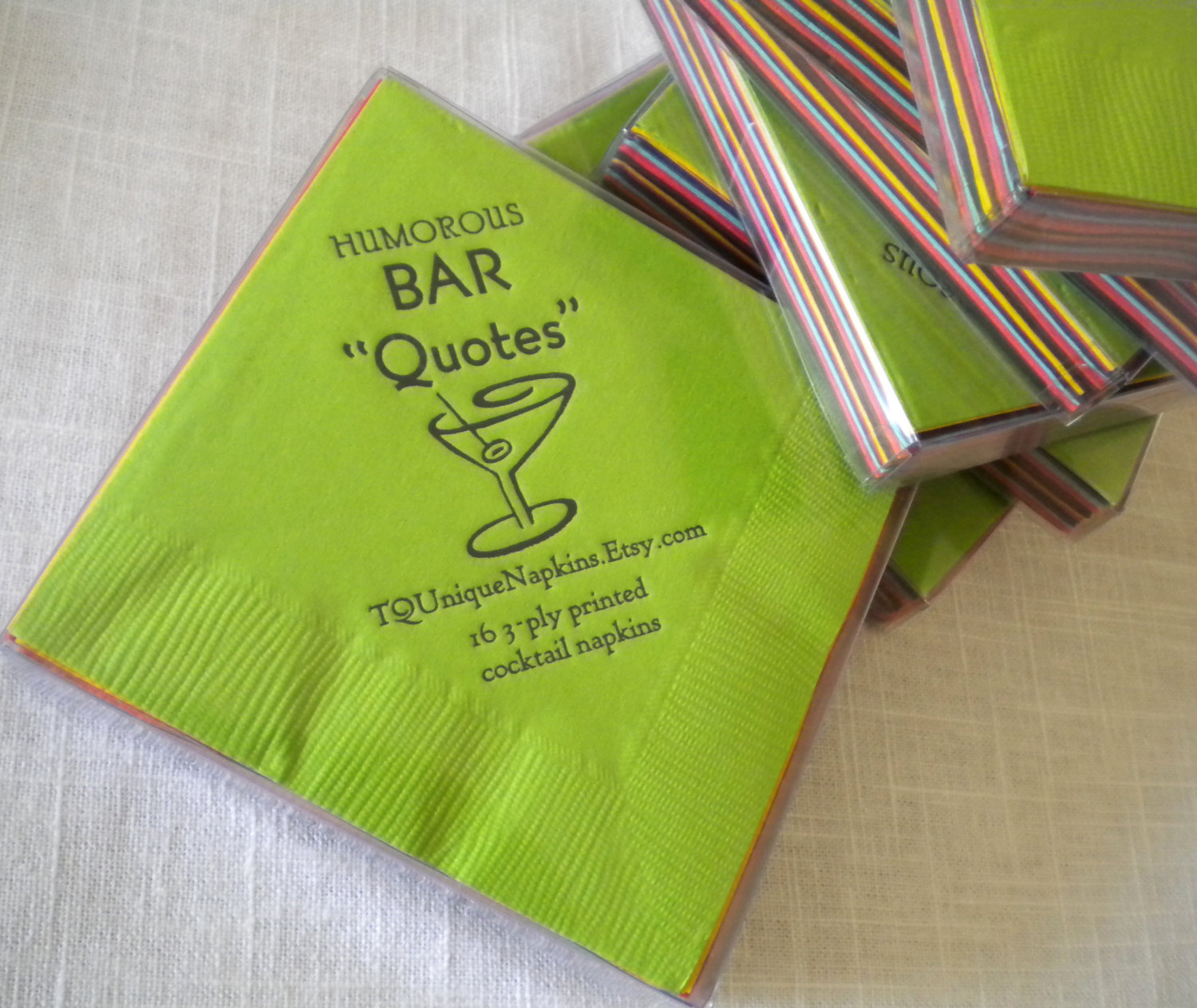 Quotes About Napkins 45 Quotes