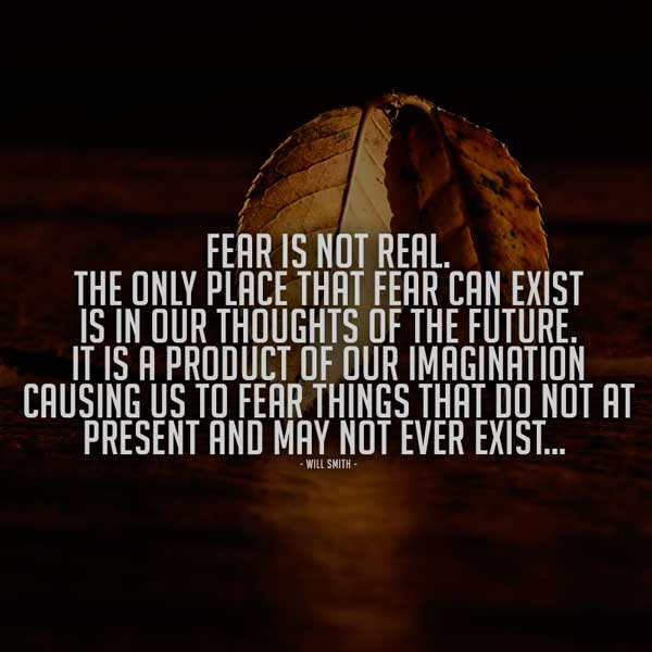 Quotes About Fear Will Smith 22 Quotes