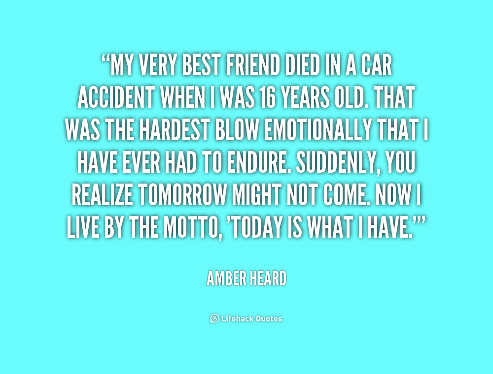 Quotes about Best friend who died (15 quotes)