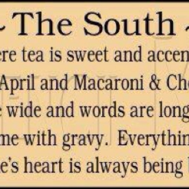 Quotes about Southern charm (27 quotes)