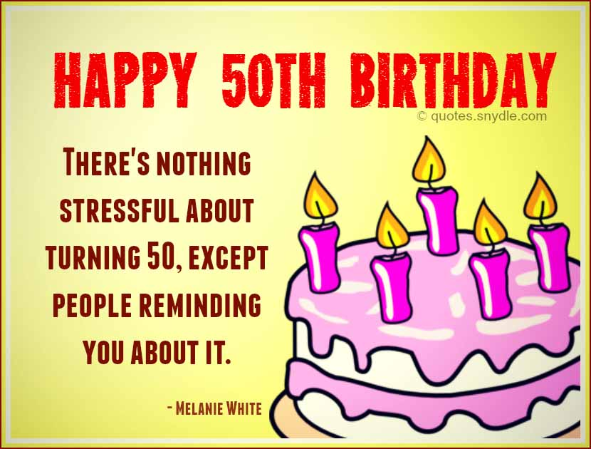 Groovy Quotes About 50Th Birthday 58 Quotes Personalised Birthday Cards Veneteletsinfo