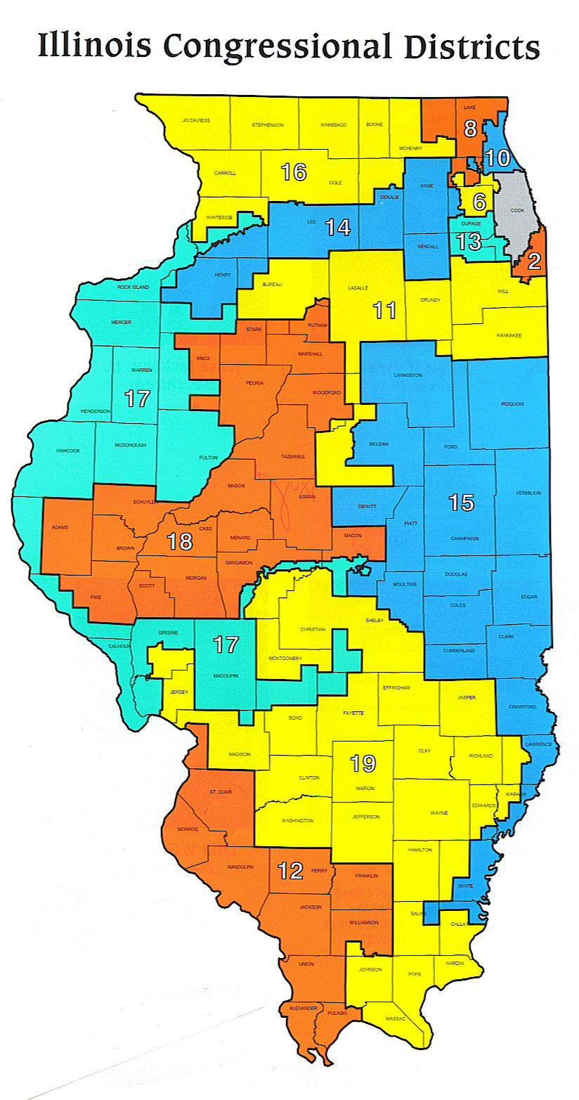 illinois 3rd congressional district - HD824×1565
