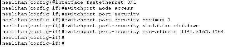 Quotes about Port Security (27 quotes)