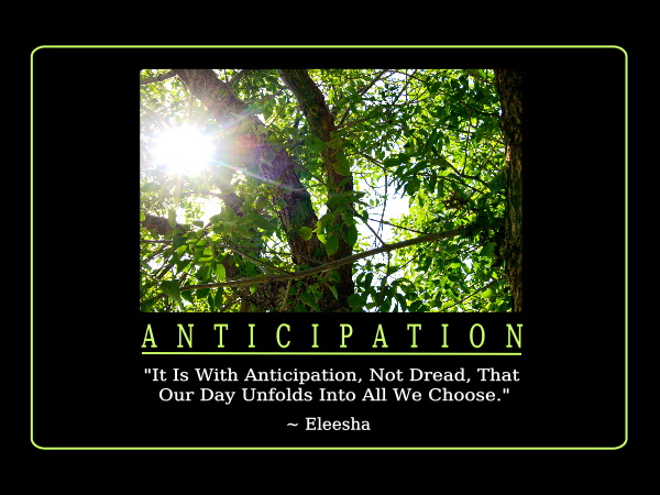 Quotes about Anticipation (243 quotes)