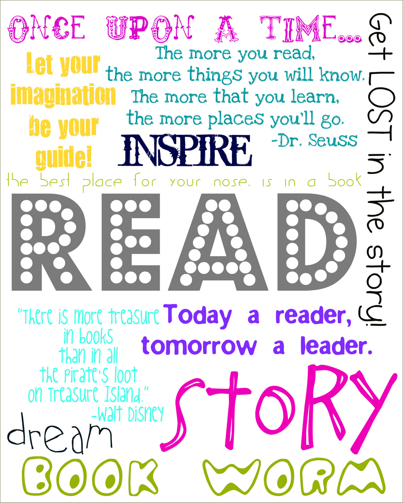 Quotes about Reading teachers 47 quotes