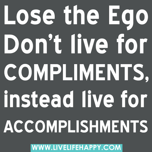 quotes about ego quotes