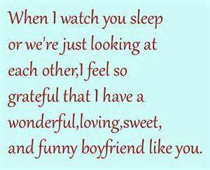 quotes about boyfriend sleeping quotes