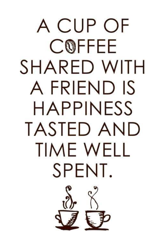 Quotes About Coffee Dates 48 Quotes