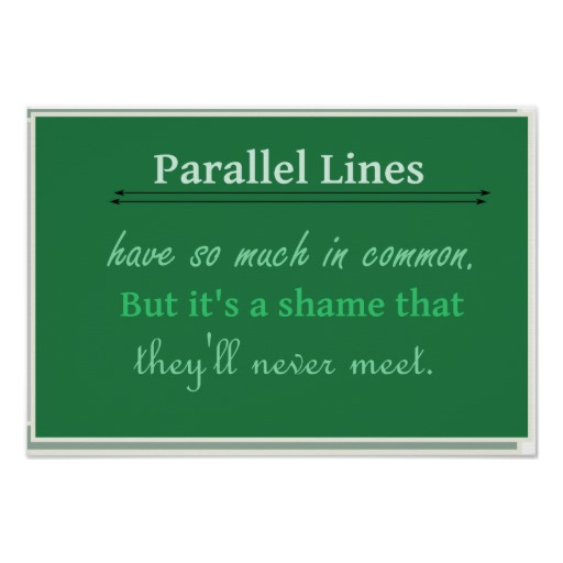 Quotes about Parallelism (25 quotes)