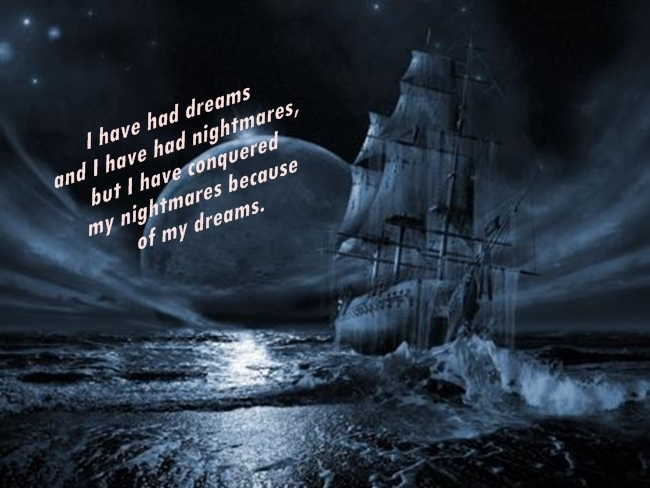 Quotes about Dreams with images (28 quotes)