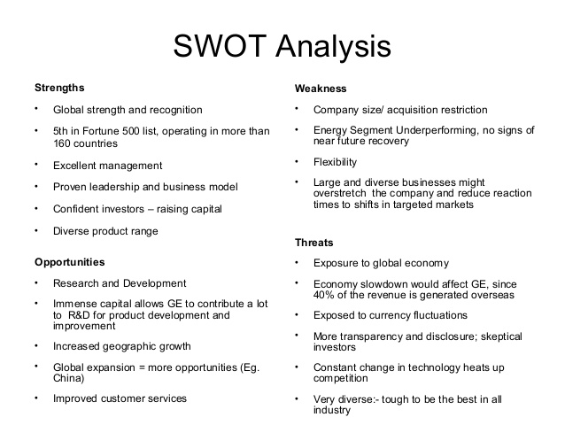 swot analysis for renewable energy Published: mon, 02 oct 2017 running header: swot analysis swot analysis in today's world there is a major dependence on fossil fuels for our power needs there are other forms of energy out there like solar and wind but they do not currently offer a good supplement to easing our use of fossil fuels.